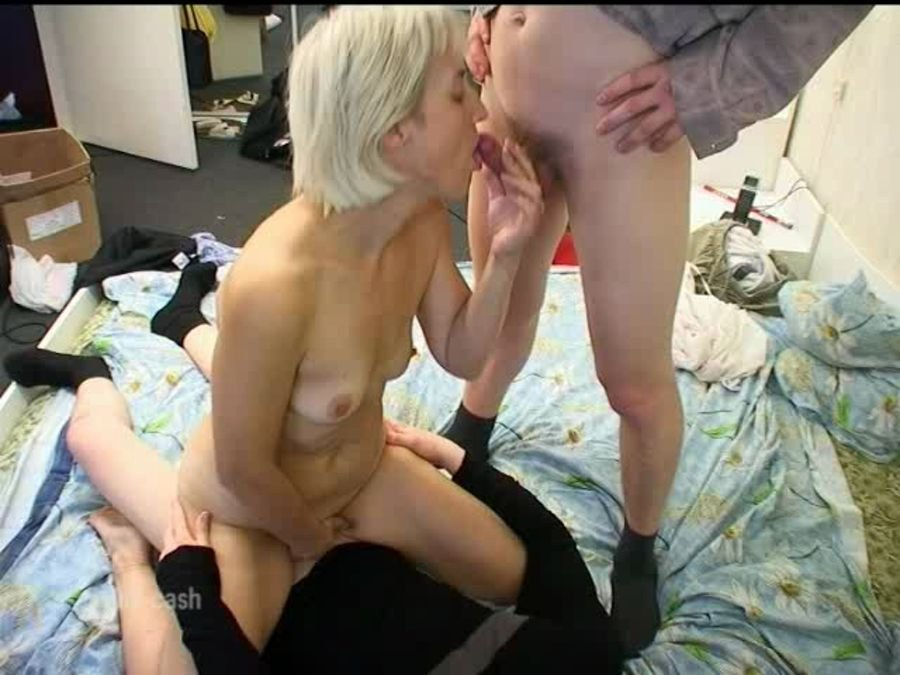 Homemade Sex - Amanda - Mature Threesome [SD / Amateur, All Sex / 2018]