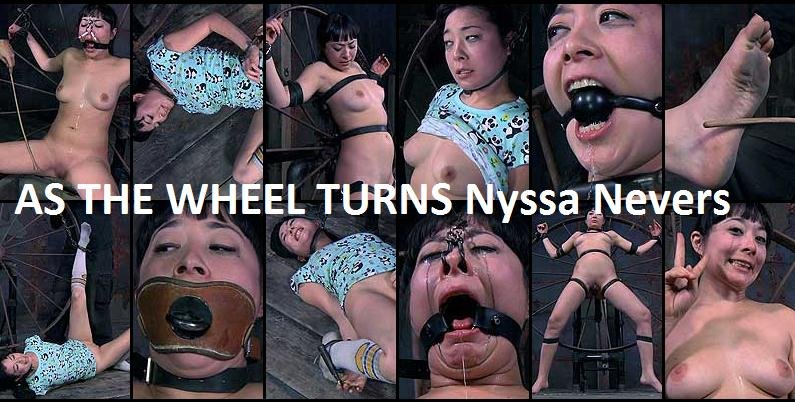 InfernalRestraints.com - Nyssa Nevers - As the Wheel Turns [SD / BDSM, Bondage / 2018]