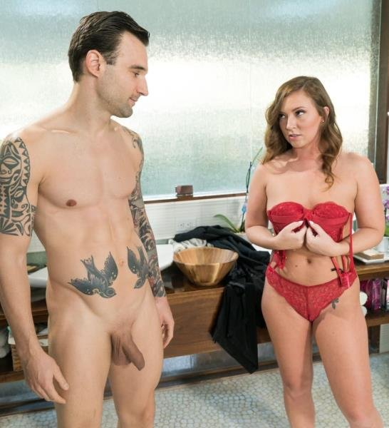 NuruMassage.com/FantasyMassage.com - Maddy OReilly - Movie Star Massage [SD / Blowjob / 2018]