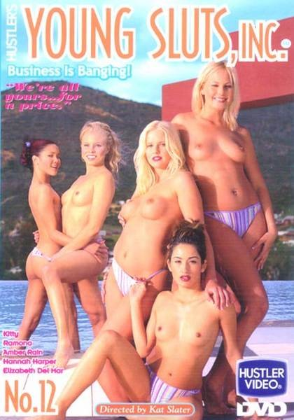 Young Sluts inc 12 (2003/DVDRip)