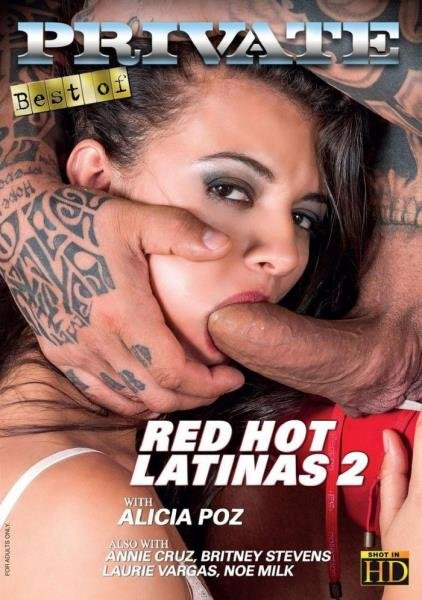 The Best By Private 255 - Red Hot Latinas 2 (2018/DVDRip)