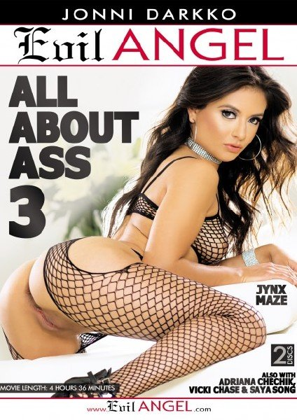 All About Ass 3 (2018/WEBRip/SD)