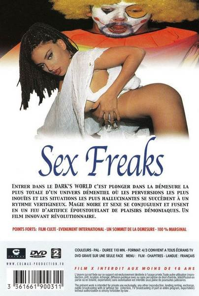 Sex Freaks (1996/DVDRip)