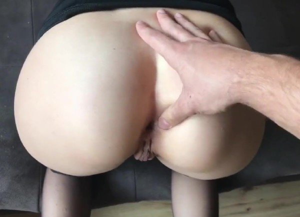 Pornhub.com - Adventurescouple - Blonde Teen gets Crazy for Extreme Deep anal, gape and cream [HD / Teen, Young / 2018]