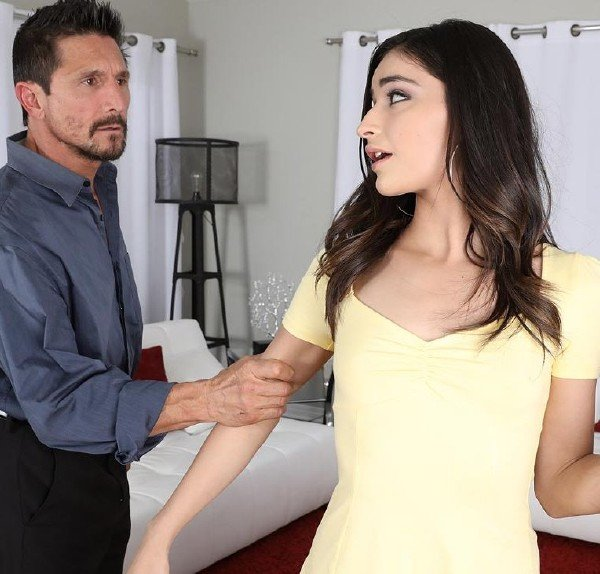 Mom Catches Step Dad Daughter