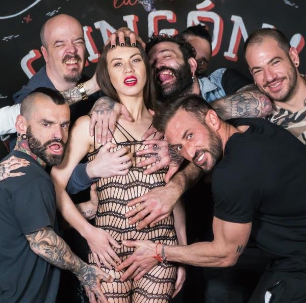 CrowdBondage.com/PornDoePremium.com - Tiffany Doll - BDSM group session with obedient Tiffany [HD / Group /  2018]