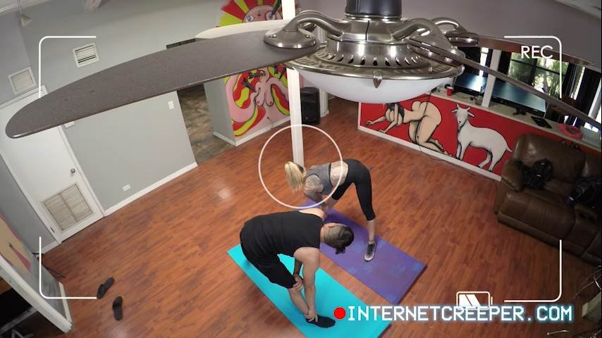InternetCreeper.com - Karma Rx - Personal Trainer Whore [SD /  /  2018]