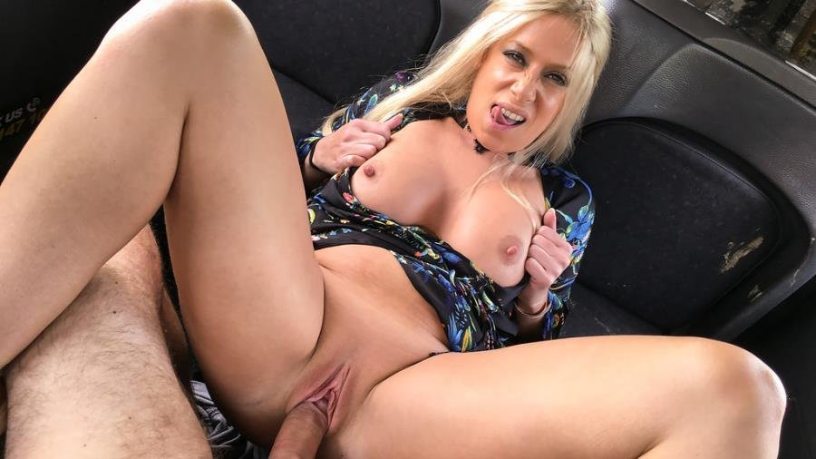 FakeTaxi - Sasha Steele - Squirting blonde fingered  fucked [SD / Blonde /  2018]