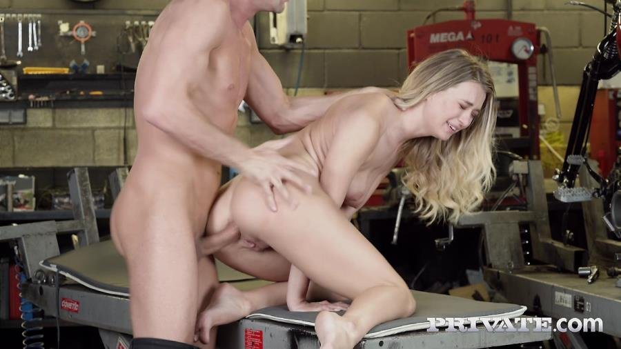 Private.com - Natalia Starr - Babes On Wheels [SD / Blonde /  2018]