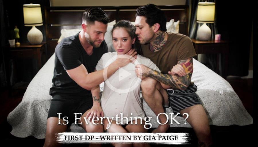 PureTaboo.com - Gia Paige - IS EVERYTHING OK? [SD / Teen, Young /  2018]
