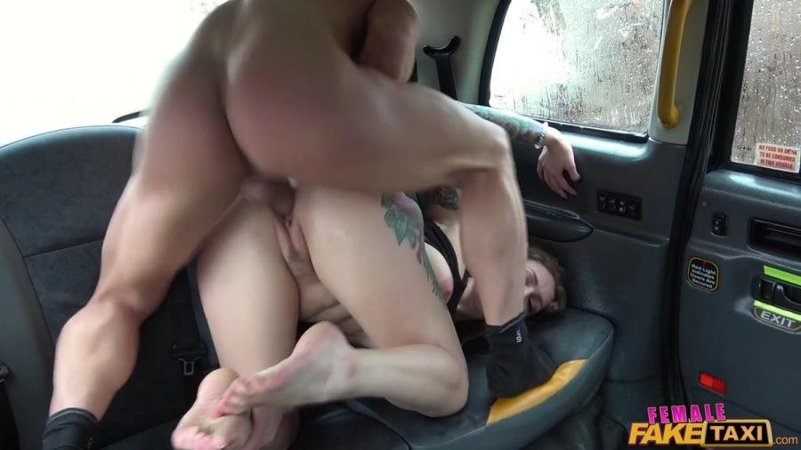 FemaleFakeTaxi.com - Ava Austen - Fast Paced Fucking With French Stud [SD / Blonde /  2018]