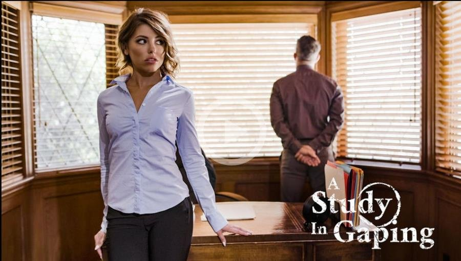 PureTaboo.com - Adriana Chechik - A Study In Gaping [SD /  /  2018]