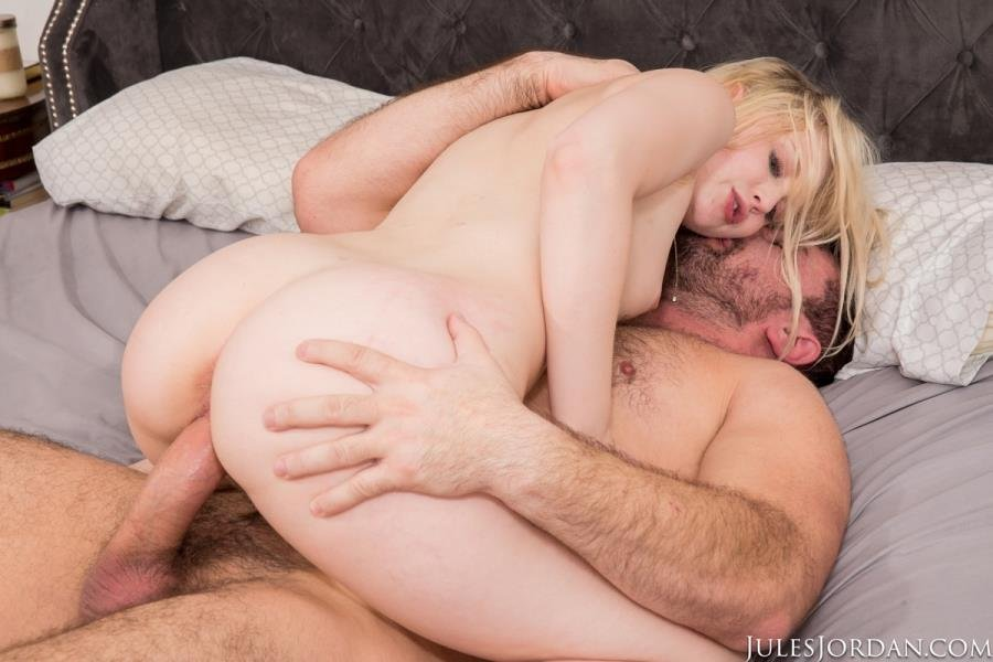 JulesJordan.com - Lily Rader - Ripe Young Princess Gets Ravaged [SD / Hardcore /  2018]