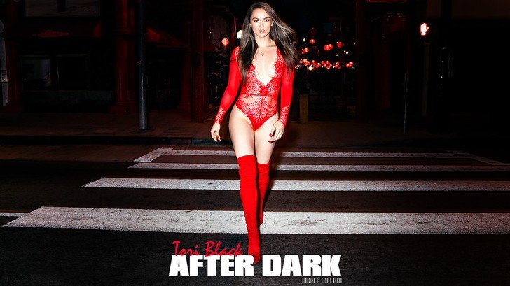 Vixen.com - Tori Black - After Dark Part 1 [SD /  /  2018]
