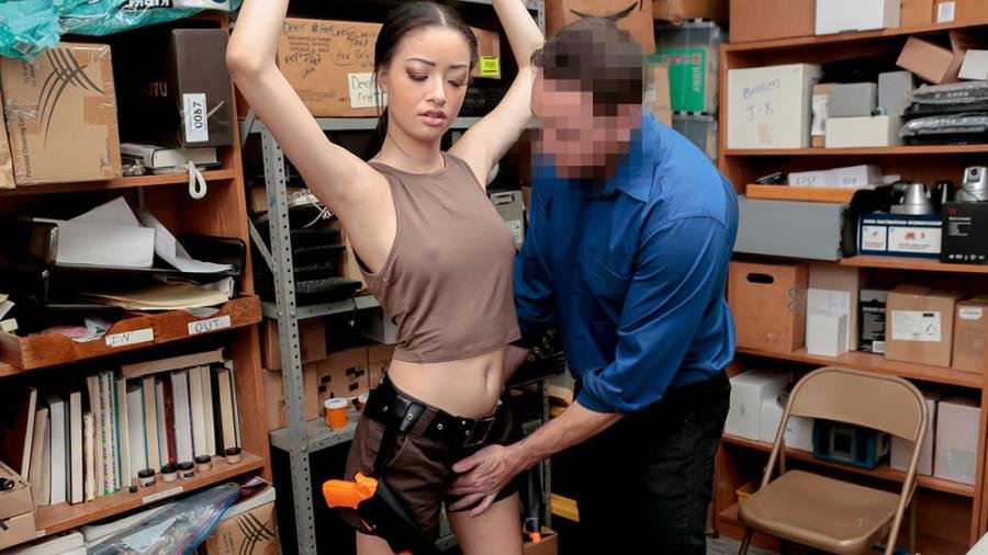 Shoplyfter.com - Scarlett Bloom - Case No. 1022193 [SD / Teen, Young /  2018]