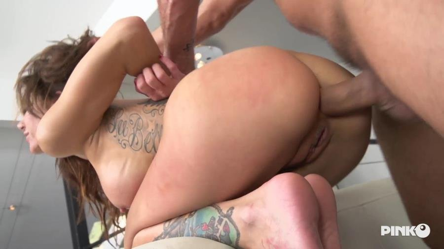 PinkoClub.com - Gia Dimarco - A Wild Anal For The Sensual Gia [SD / Blowjob /  2018]