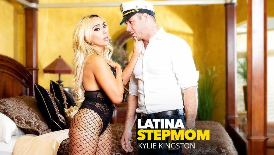 LatinaStepMom.com / NaughtyAmerica.com - Kylie Kingston - 24911 [SD / Latina /  2018]