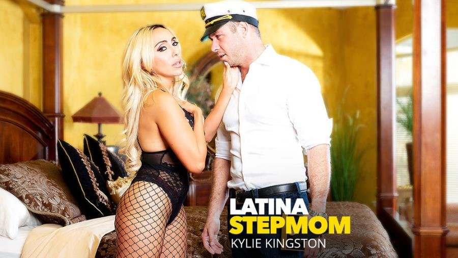 LatinaStepMom.com / NaughtyAmerica.com - Kylie Kingston - Latina Stepmom Kylie Kingston Fucks Her Stepson [SD / Latina /  2018]
