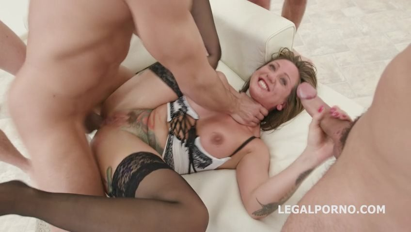 LegalPorno.com - Betty Foxxx - Monsters of DAP with Betty Foxxx 5on1 Starting DP Balls Deep Anal Terrific DAP Prolapse Attempt Squirting GIO531 [SD / Gangbang /  2018]