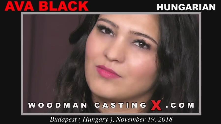 WoodmanCastingX.com-Год производства: 2019 г. - Ava Black - Casting X 204 * Updated * [SD / Casting /  2019]