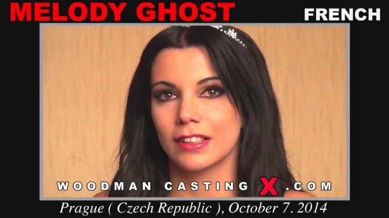 WoodmanCastingX.com - Melody Ghost - Casting X 131 * Updated * [SD / Casting /  2019]
