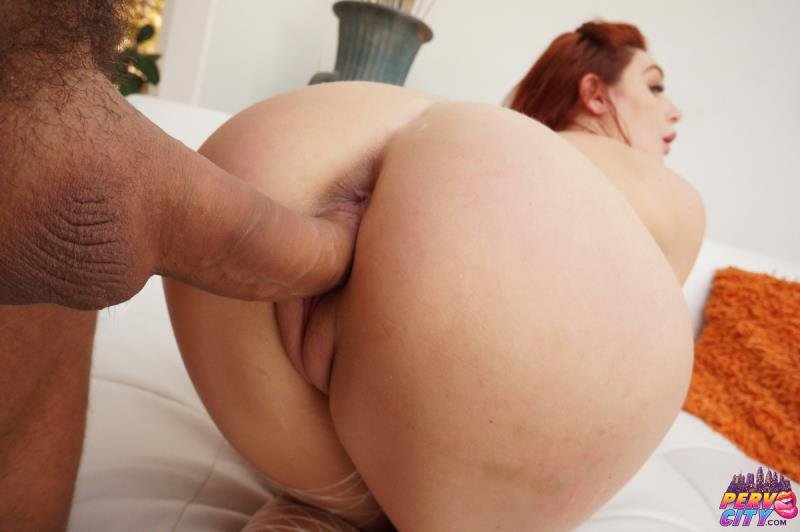 BangingBeauties.com - Lacy Lennon - Creampie For Squirting Redhead [SD / Blowjob /  2019]