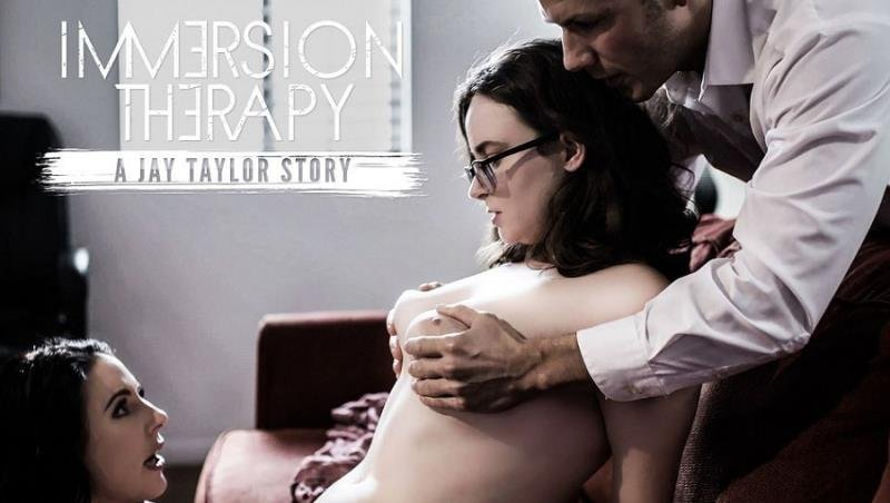 PureTaboo.com - Angela White, Jay Taylor - Immersion Therapy: A Jay Taylor [SD /  /  2019]
