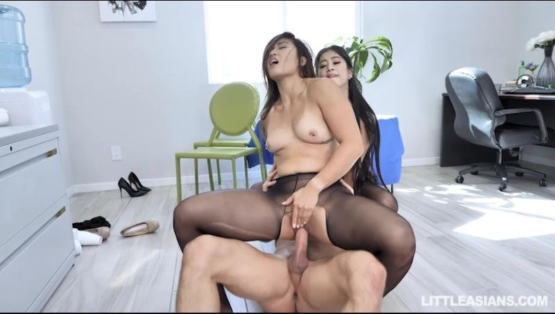 TeamSkeet.com  - Jade Kush, Nyomi Star - Asian Labia For Lunch [SD / Blowjob /  2019]