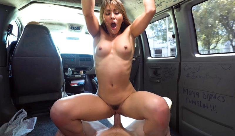 BangBus.com / BangBros.com - Paige Owens - Fucked on the Way to My BF's [SD / Blonde /  2019]
