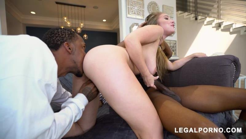 LegalPorno.com - Lena Paul, Charlie Mac, Isiah Maxwell - Big Tit Super Hot Lena Paul back for more She loves BBC up her ASS AA037 (2019) SD 480p [SD / Big Tits /  2019]