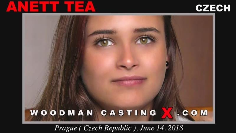 WoodmanCastingX.com-Год производства: 2019 г. - Anett Tea - Casting XXX * Updated * [SD / Casting /  2019]