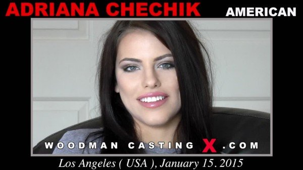 WoodmanCastingX.com - Adriana Chechik - Update [SD / Blowjob /  2019]