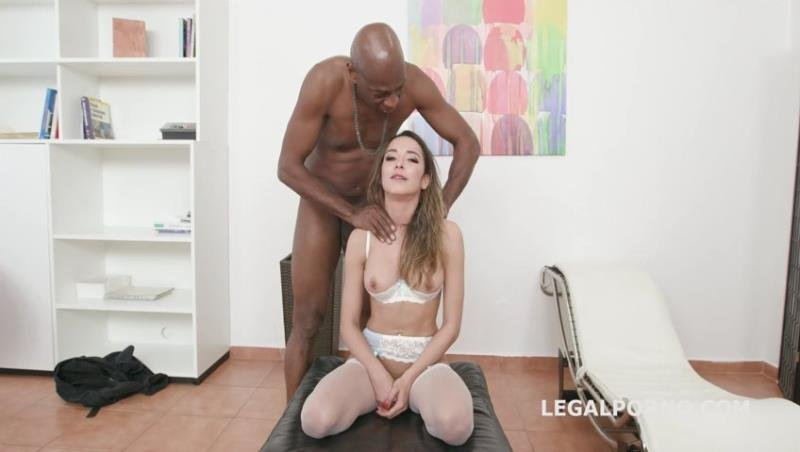 LegalPorno - Francys Belle - Psycho Doctor Francys Belle 2 the research continues with BBC, Balls Deep Anal, Gapes, DAP, Facial GIO1009 [SD / Gangbang /  2019]