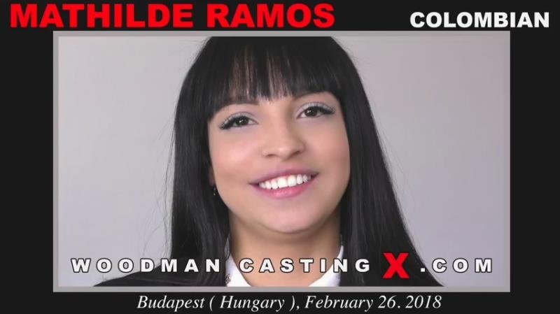 WoodmanCastingX.com-Год производства: 2019 г. - Mathilde Ramos - Casting X 186 * Updated * [SD / Casting /  2019]