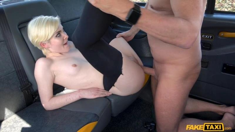 FakeTaxi.com - Daisy Delicious  - Mature guy creampies sexy student [SD / Blowjob /  2019]