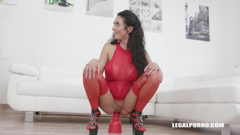 LegalPorno.com - Morgan XX, Joachim Kessef, Darnell Black, Alan Gwada - Morgan XX keeps enjoying black cocks IV319 (2019) SD 480p [SD / Gangbang /  2019]