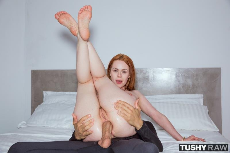 TushyRaw.com -  Ella Hughes -  So Thirsty  [SD / Blowjob /  2019]