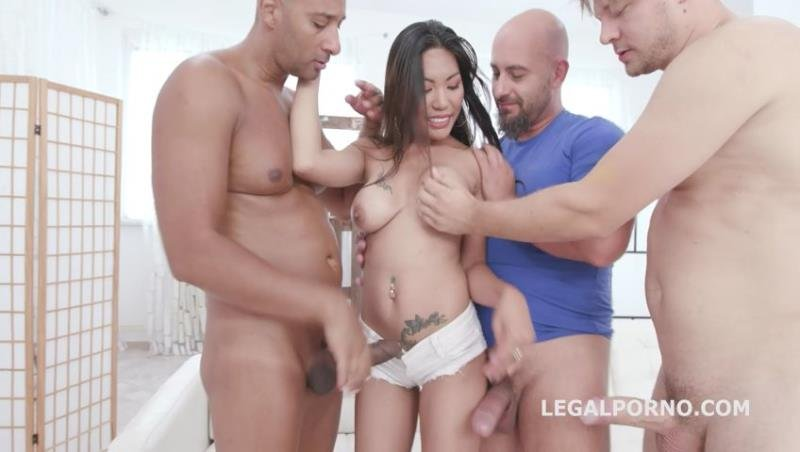 LegalPorno.com - Polly Pons, Neeo, Tony Brooklyn, Michael Fly - Lesson 3 Polly Pons gets 3on1 with Balls Deep Anal, Balls Deep DP, Gapes and Facial GIO1170 (2019) SD 480p [SD /  /  2019]