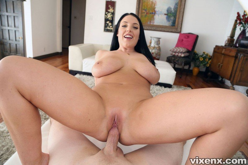 VixenX.com / PropertySex.com - Angela White - Putting Out The Signels [SD /  /  2019]