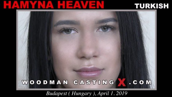 WoodmanCastingX.com - HAMYNA HEAVEN - Update!  [SD / Blowjob /  2019]