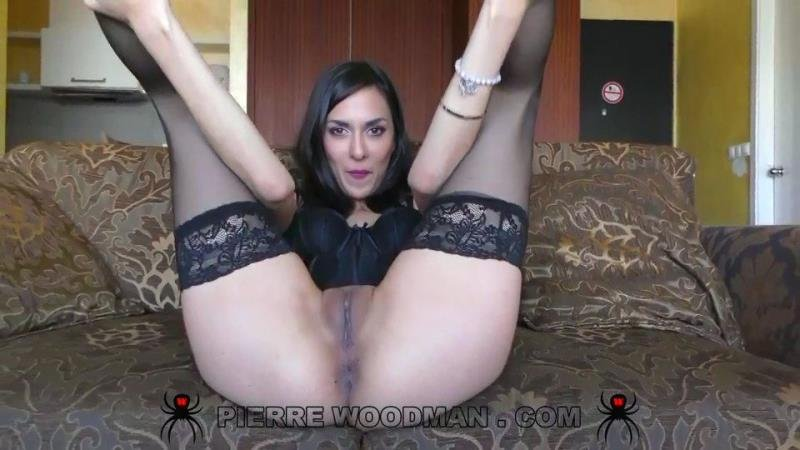 WoodmanCastingX.com-Год производства: 2019 г. - Ashely Ocean - XXXX - Analy broken by 4 men [SD / Blowjob /  2019]