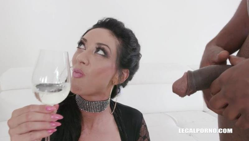 LegalPorno.com - Morgan XX, Joachim Kessef, Darnell Black - Morgan XX goes kinky and gets wet in all senses IV320 (2019) SD 480p [SD / Brunette /  2019]