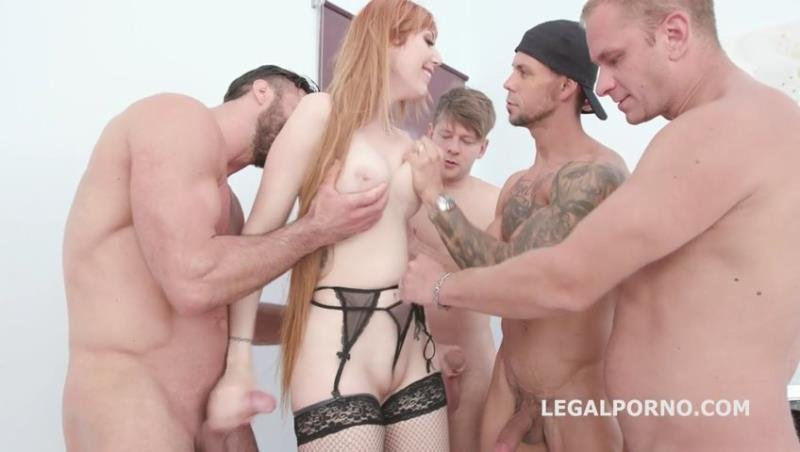 LegalPorno - Lauren Phillips - Fucking Wet Beer Festival with Lauren Phillips Balls Deep Anal, Gapes, DAP, Pee Drink and Facial GIO1139 [SD / Gangbang /  2019]