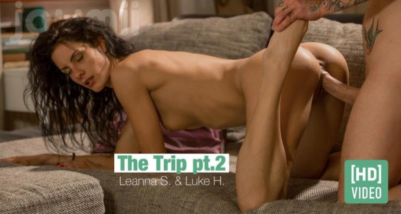 JoyMii.com - Leanna Sweet - The Trip Pt.2 [SD / Blowjob /  2019]