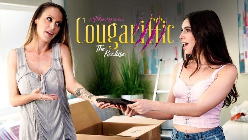 GirlsWay.com - Gianna Gem, McKenzie Lee - Cougariffic The Recluse [SD / Blonde /  2019]