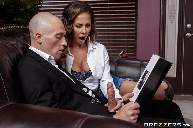 MilfsLikeItBig.com / Brazzers.com - Cherie Deville - Getting Even And Getting Laid [SD / Milf /  2020]