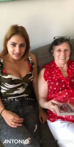 ANTONIOSULEIMAN.COM - mom and step daughter - The fucked up mom and step daughter [SD / Blowjob /  2020]