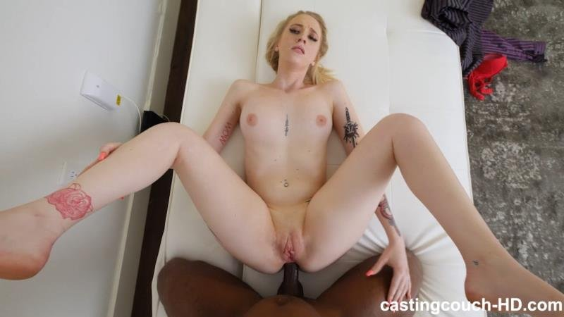 Casting Couch First Creampie