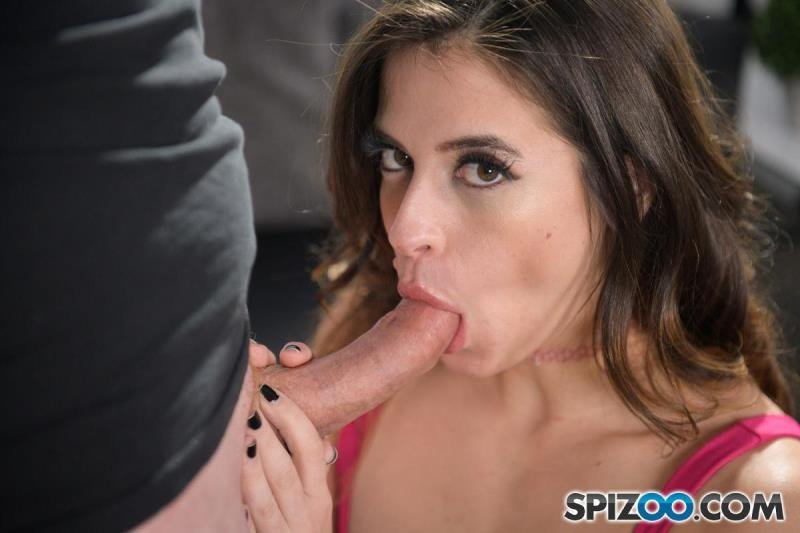 Spizoo.com - Abbie Maley - The Fit Hottie Abbie Maley is Johnny's Surprise [SD / Blowjob /  2020]