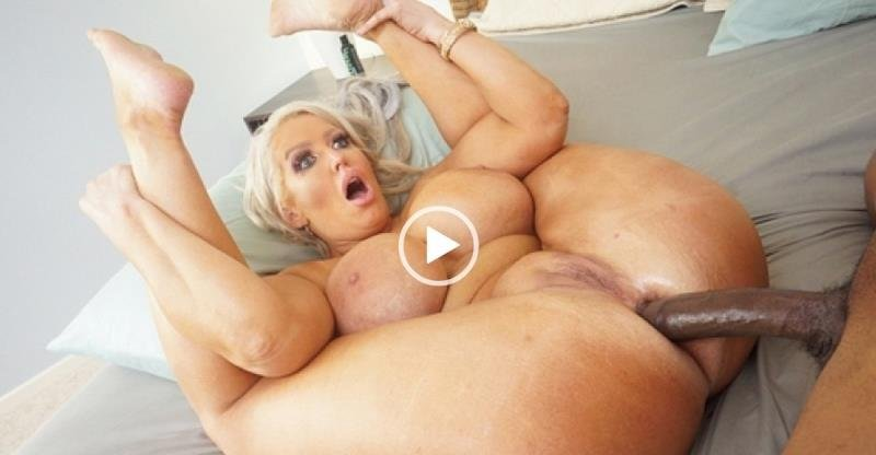 AnalOverdose.com - Alura Jenson - Big Boob Babe Want A Cock To Fill Her Ass [SD / Blonde /  2020]